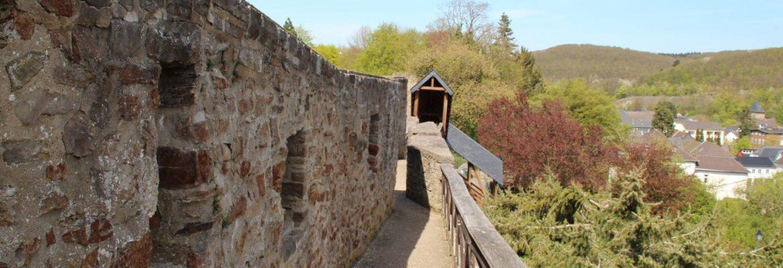 Mittelalterliche Wehranlage
